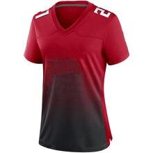 Женская трикотажная футболка по индивидуальному заказу для американского