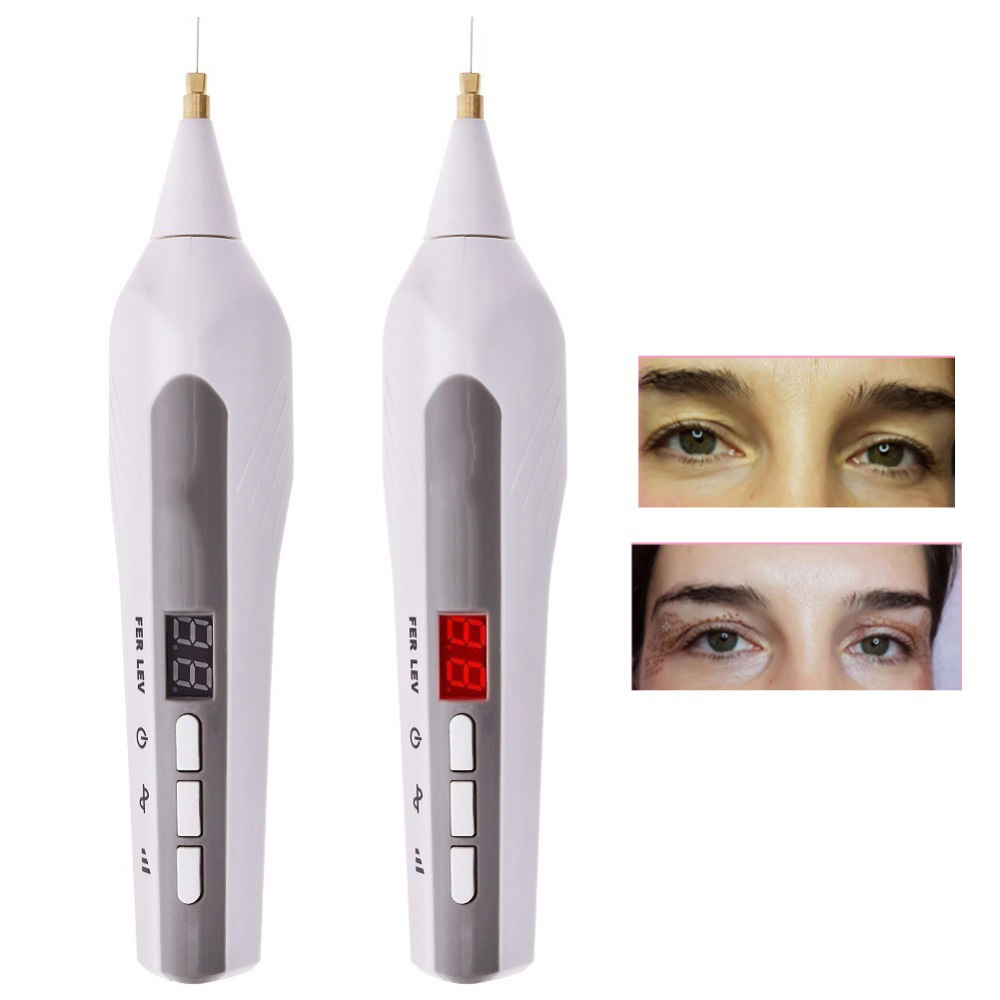 Eyelid Lift Fibroblast Wrinkle Spot Tattoo Mole Removal Plasma Pen plasmapen for Face Skin Lift Beauty Care machine-in Face Skin Care Tools from Beauty & Health