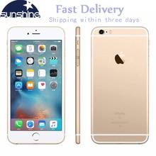 Apple iPhone 6S 4G LTE téléphone portable débloqué dorigine 2GB RAM 32/64GB ROM 4.7 12.0MP double cœur IOS 9 téléphone portable