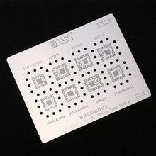 Трафарет bga для процессора spreadtrum sc sc7731c/7715a/7731g/7730a/8825c/6825a