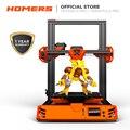 Homers Odysseus/TEVO Tarantula Pro самый доступный 3D принтер Наборы «сделай сам» в 2020 новейший 3D принтер