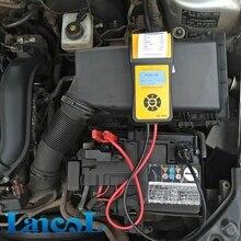 цена на 12V Digital Auto Car Battery Load Tester With Printer MICRO-300 Battery Tester Car Battery Tester For CCA Battery Tester Tool