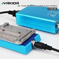 Jyrkior SS T12A-XF 4 in1 Staffa di Rimozione di Preriscaldamento per iPhone X XR XS XS MAX Rapido Rimuovere Struttura Centrale di Riscaldamento piattaforma Strumenti