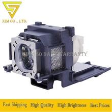 Brand new ET-LAV100 Replacement Lamp with Housing for PANASONIC PT-BW30 PT-BX40 PT-BX40NT PT-BX41 PT-VW330 PT-VW330E Projectors цена