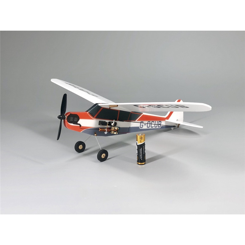 Hot Sale J3-Cub MinimumRC Bankyard Flyer 360mm Wingspan Remote Control Toys RC Airplane KIT/PNP RC Toys For Kids Children Gift