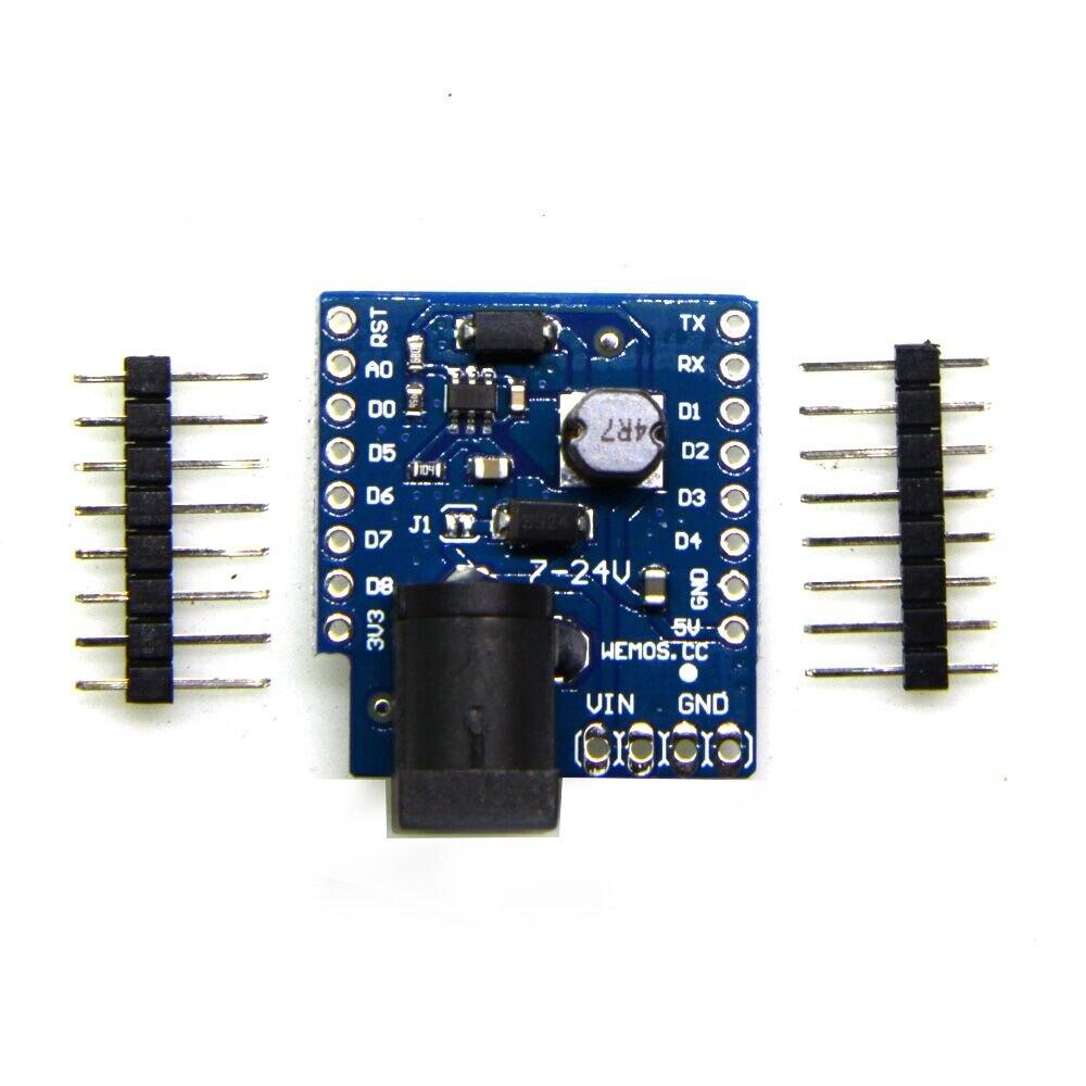 DC Power Shield V1.0.0 For D1 Mini