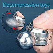 Fidget Spinner Satel Lite Magnet Gyro Decompression Finger Decompression Toy Kids Adults Pressure Elimination Toys