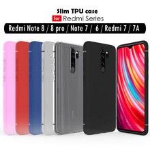 FIERBUKE Redmi Note 8 Pro 7 6 pro 5 Redmi 8A 7A K20