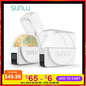 SUNLU 3D Filament Dryer Box Filaments Storage Box Keeping Filament Dry Holder 3D Printer Printing Mate FilaDryer S1