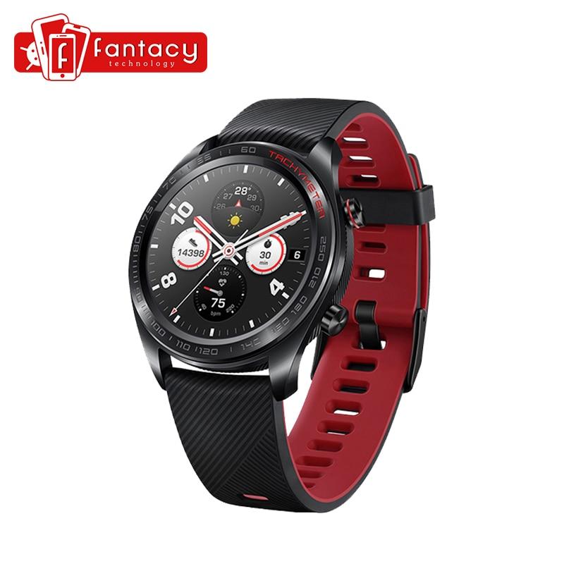 Global Version HuaWei Honor Magic Watch SmartWatch Heart Rate WaterProof Tracker Sleep Tracker GPS gPhone Call For Android iOS