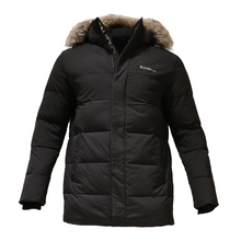Men Winter Jacket Parkas Fur-Collar Hooded Men's Fashion Cotton New Thick with Removable
