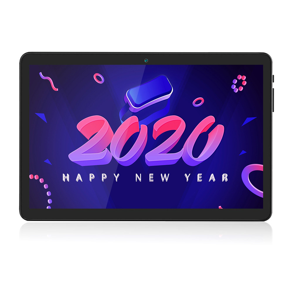 Free Shipping 2020 NEW,10 Inch Tablet, Android 9.0, 32GB Storage, Octa-Core Processor, 1920x1200 IPS HD Display, 5G Wi-Fi(Black)