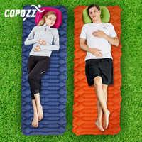 Copozz наружный туристический коврик ультралегкий портативный коврик для пикника, Подушка для сна, влагостойкая подушка для занятий спортом н...