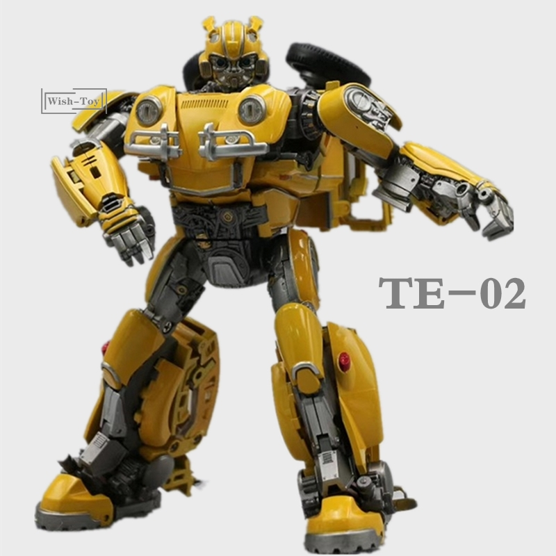 Transformation Robot Transform Element TE02 TE-02 Bee Car Wasp Warrior Action Figure Model Deformation Toys