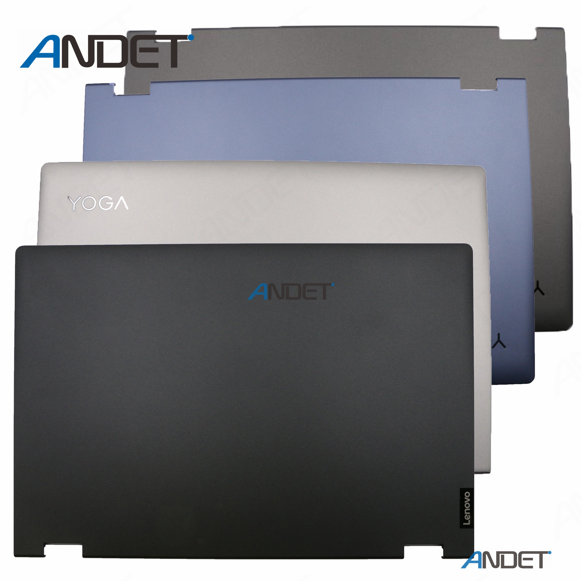 New Original For Lenovo YOGA 530 14 530-14 FLEX 6-14 LCD Back Cover Rear Lid Top Case Black Blue Silver AP173000100 AP173000110
