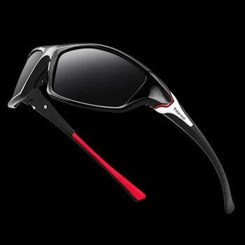 WALK FISH nowe luksusowe spolaryzowane okulary przeciwsłoneczne męskie okulary przeciwsłoneczne do jazdy okulary przeciwsłoneczne Vintage jazdy podróży wędkarstwo klasyczne okulary przeciwsłoneczne es tanie i dobre opinie CN (pochodzenie) FB001 Ochrona przed promieniowaniem UV
