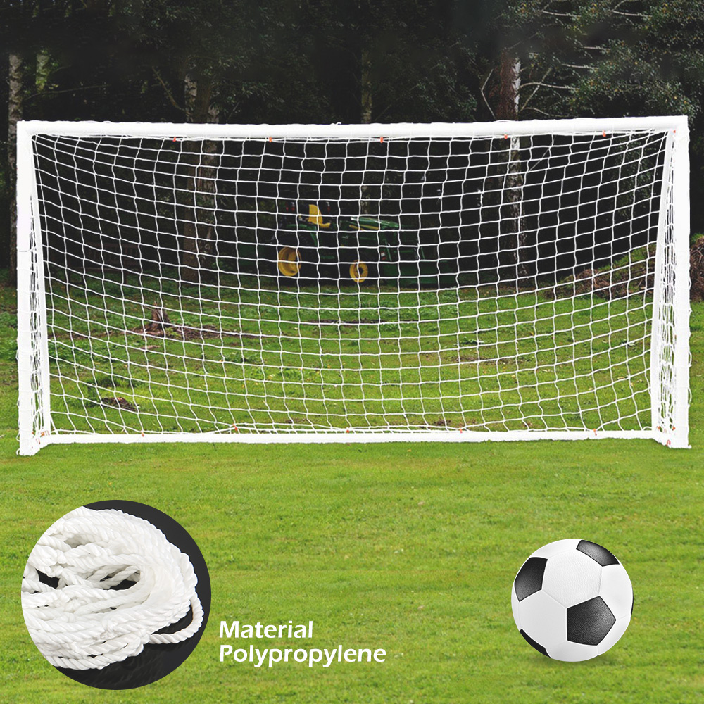 Full Size Football Goal Net Soccer Goal Post Football Training Accessories Football Net Soccer Net Soccer Training Material