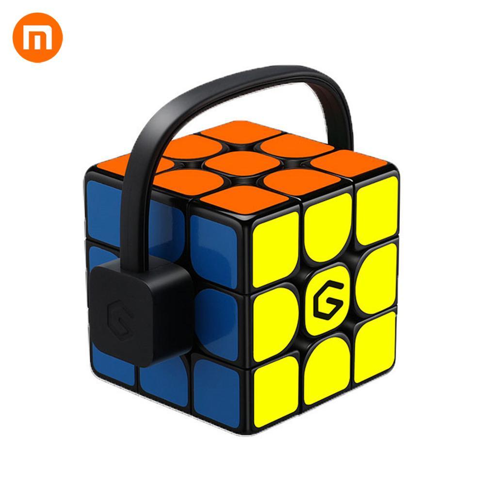In Stock Original Xiaomi Mijia Giiker I3s AI Intelligent Super Cube Smart Magic Magnetic Bluetooth APP Sync Puzzle Toys