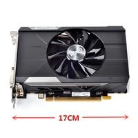 SAPPHIRE GPU R9 370 2GB Graphics Card ITX AMD Radeon R7 370 370 2G Video Cards Screen PC Computer Game Desktop Map Mini Mother 2