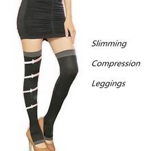 Overnight Slimming Compression Leggings Varicose Veins Burn Fat Thin Stockings  ladys Beauty Leg Slim legging