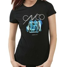 Tshirt band latino CNCO maglia jersey t-shirt Girl os first date(China)