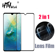 Explosion proof Tempered Glass Screen Protector Back Camera Len For huawei mate 20 lite pro screen protector glass film