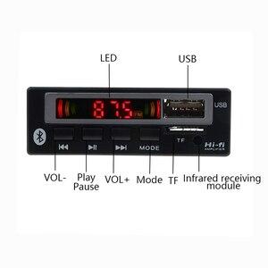 Image 3 - Módulo Decodificador de Audio MP3, Bluetooth, USB, TF, FM, Radio, MP3, WMA, WAV, receptor inalámbrico de música, placa de decodificación para accesorios de coche