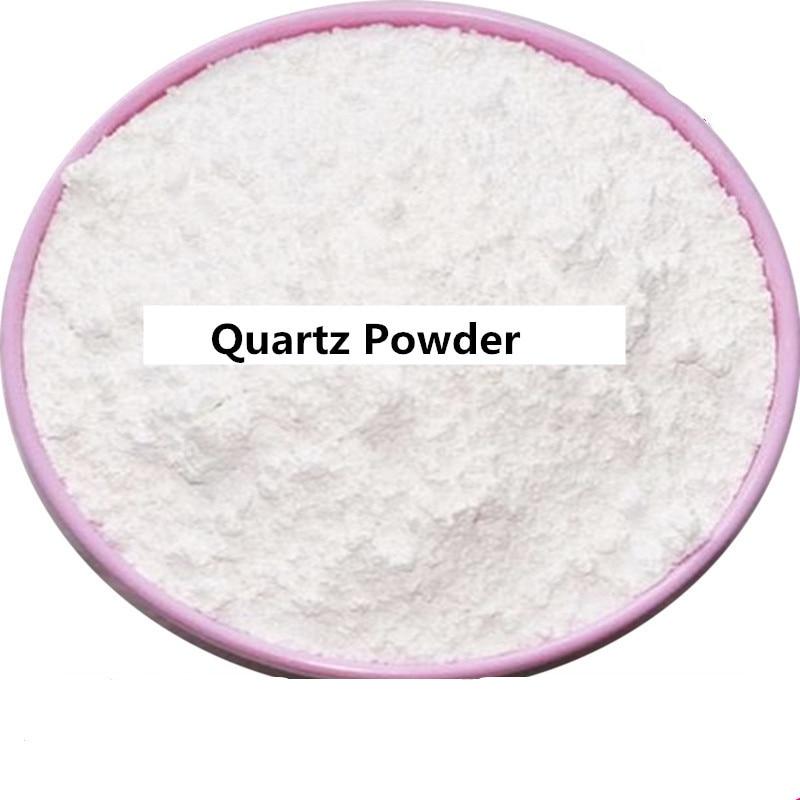 High Quality SiO2 Quartz Powder Quartz Sand Colleges And Universities Laboratory Use 100 / 200 / 400 Mesh
