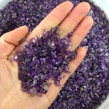 50 г натуральный мини точечный кварцевый камень рок чипсы хрустальные бусины удача исцеление для изготовления ювелирных изделий