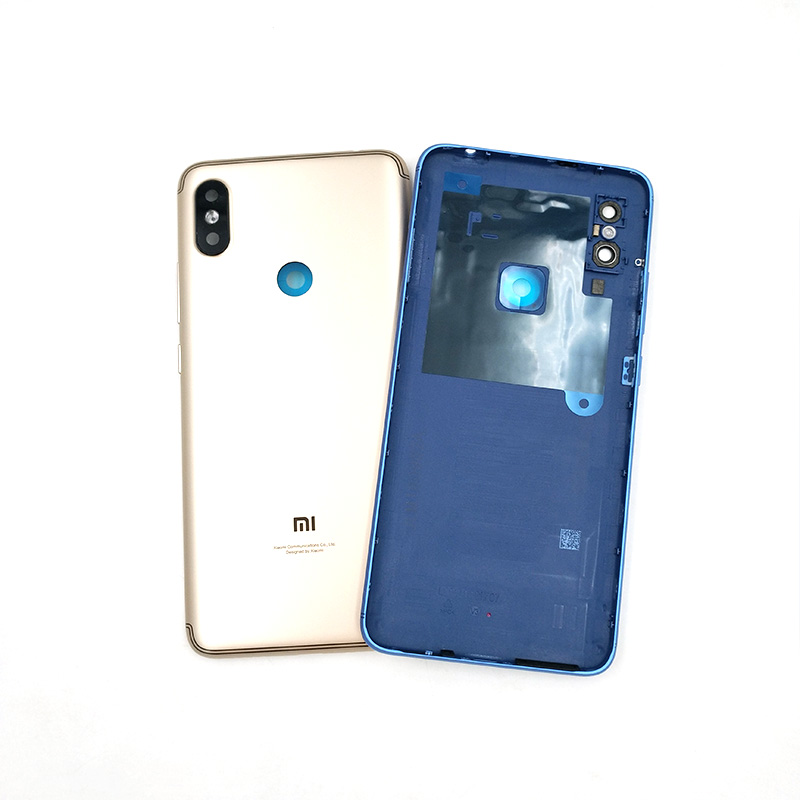 Image 5 - Original Xiaomi Redmi S2 Back Door Housing Case For Redmi S2 Replacement Protection Phone Battery Back Shell Cover With Logo-in Fitted Cases from Cellphones & Telecommunications