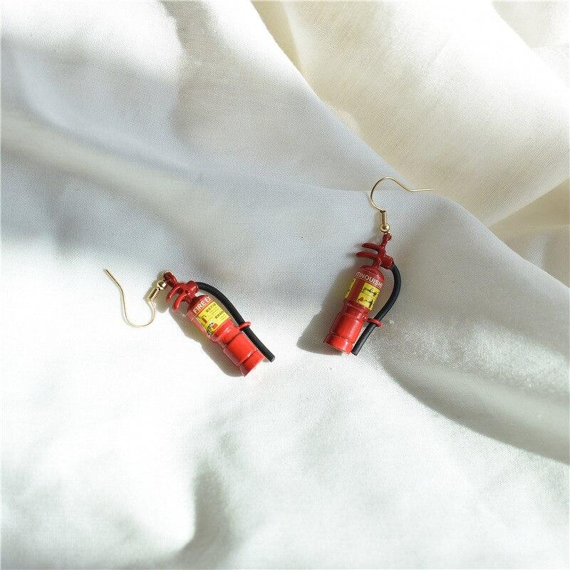 Fire Extinguisher Earrings 4