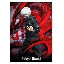 Manga Wall Poster-Print Tokyo Ghoul Home-Decoration Kaneki-Ken Anime 1pcs Maxi Hot-Sale