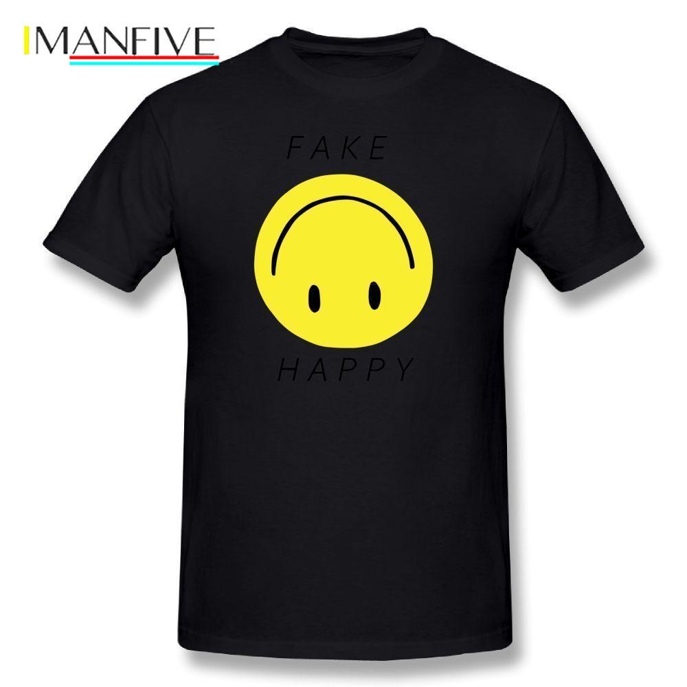 Linkin Park T Shirt Cartoon Print Hybrid Theory - Design Classic T-Shirt Plus Size Men Cotton Casual Shirts