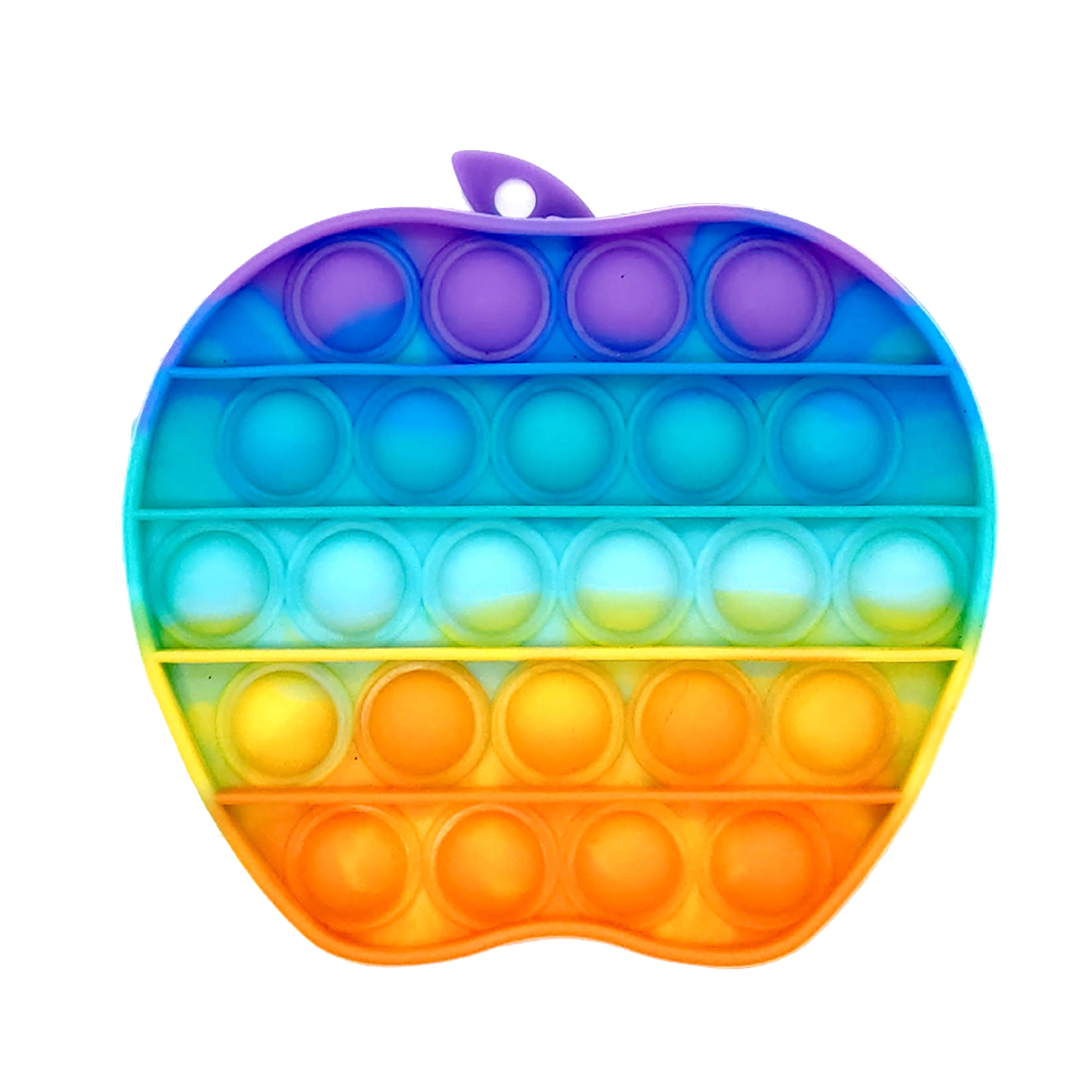 Fidget-Toys Autism Rainbow-Push Special Kids Antistresse-Toy Sensory-Toy Reliever Adult img3