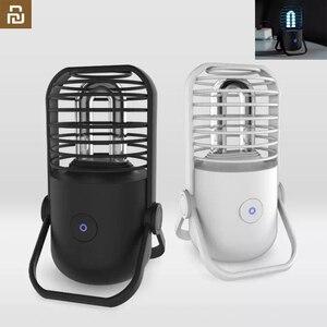 Image 1 - Youpin Xiaoda עיקור שולחן מנורת UV אוזון כפול 99.9% שיעור עיקור אולטרה סגול ריי להרוג חיידקים