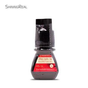 Image 1 - 5ml Premium Elite Plus Volume Adhesive HS 16 Glue   Eyelash Extensions Retention 7 8 weeks