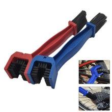 Nettoyeur de chaîne de Moto avec brosse de nettoyage, pour Yamaha FZ07 YBR 125 YZF R15 XT660 xt 660 TMAX 500 530