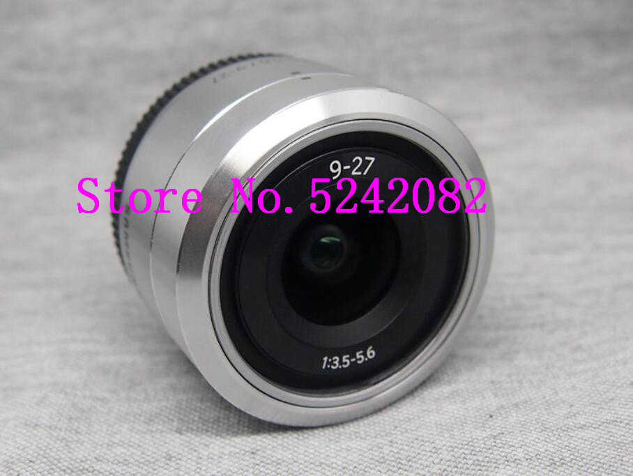 Original NX Mini Lens 9-27mm 9-27 F3.5-5.6 Zoom Lens For Samsung NX Mini Miniature SLR Repair Parts(second-hand)