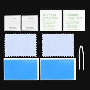 Image 5 - 1/2 zestaw folia ochronna HD dla DJI Mavic Mini/Mini 2 Anti Scratch szkło hartowane Film ochronny zestawy akcesoriów