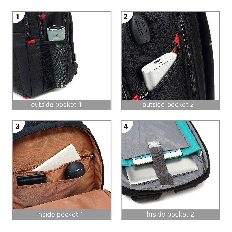 de carregamento usb 17 Polegada notebook lazer