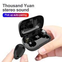 L21 Pro TWS Bluetooth Wireless Headphones Waterproof Stereo In-Ear Sports Headsets For Iphone Oppo Huawei Xiaomi Music Earphones