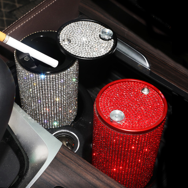 Creative-Rhinestone-Metal-Car-Ashtray-Cup-Diamond-Crystal-Auto-Ashtrays-Holder-Portable-Bling-Car-9