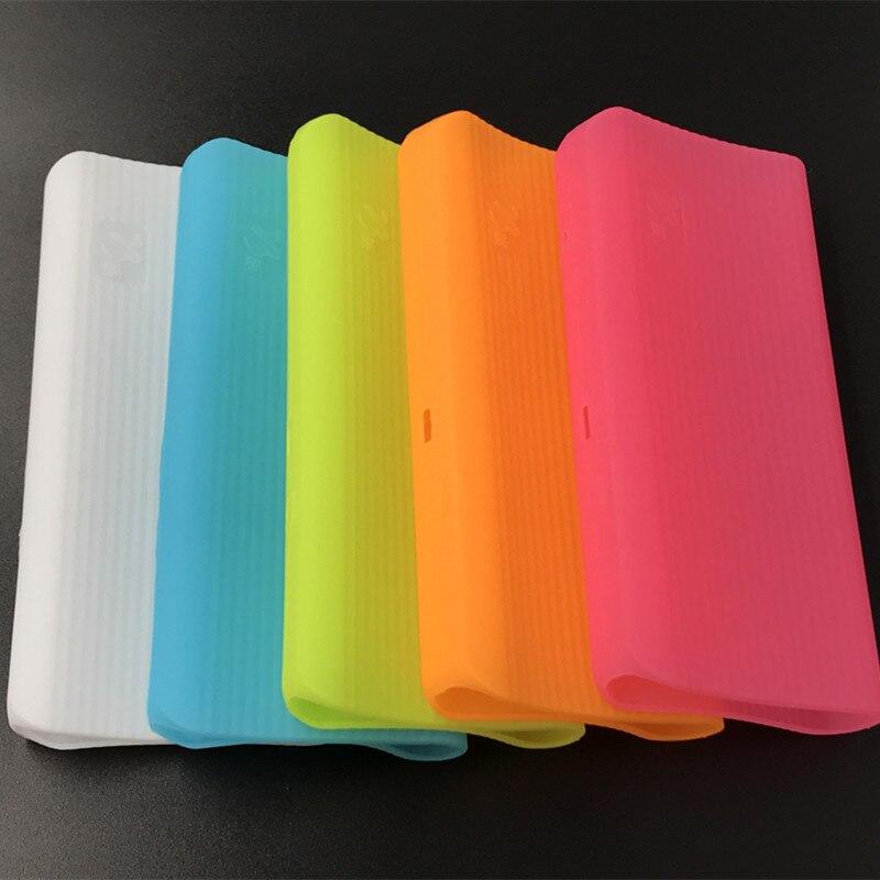 Портативный нетоксичный силиконовый мягкий защитный чехол для ROMOSS 20000mAh ROMOSS 10400mAh power DurableBank