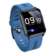 Y95 relógio inteligente homem mulher completa smartwatch rastreador de fitness à prova dmulti água freqüência cardíaca monitor de sono multi-idioma para ios android