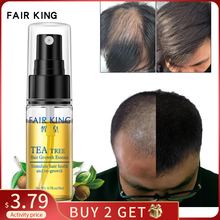 Tea Tree Nourishing Hair Treament Liquid Fast Hair Growth Product Essential Oil Anti Preventing Hair Lose Damaged Serum Keratin