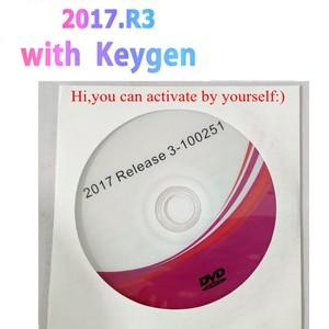 Image 2 - 2021 vd DS150E cdp 17.R3 keygen on cd support 2017 model car truck new vci vd tcs cdp obd2 Scanner Diagnostic Tool for delphis