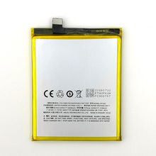 NEW Original 3100mAh BT42C battery for Meizu MX4 Pro MX5 MX6 6 M2 High Quality Battery+Tracking Number