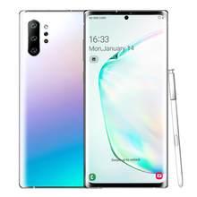 Cectdigi nota 10 + android 9.0 4800mah 3gb ram 32gb rom smartphone 6.5 polegada tela de exibição fullview câmeras duplas telefone móvel