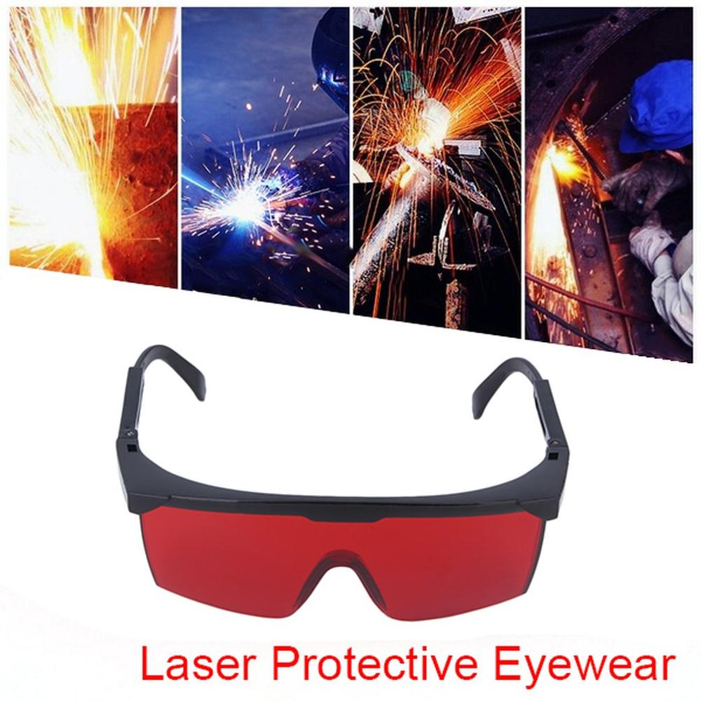 Protection Goggles Laser Safety Glasses Green Blue Red Eye Spectacles Protective Eyewear Red Blue Green Color 2020 New