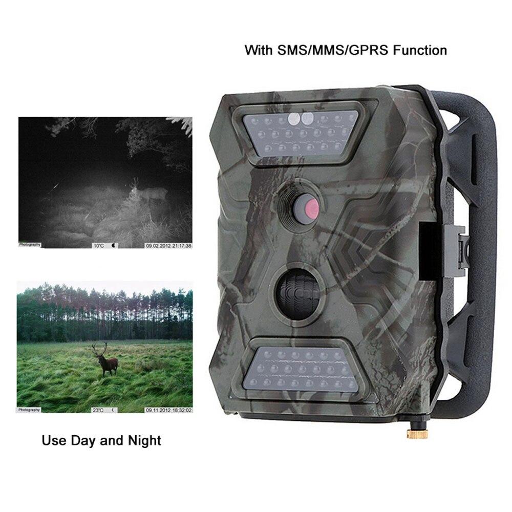 caça jogo câmera de visão noturna câmera de vigilância